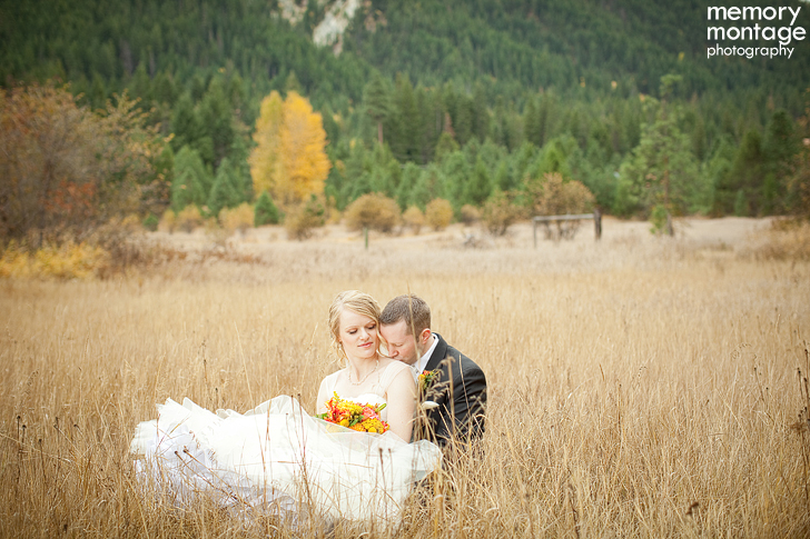pine river ranch leavenworth wedding photography
