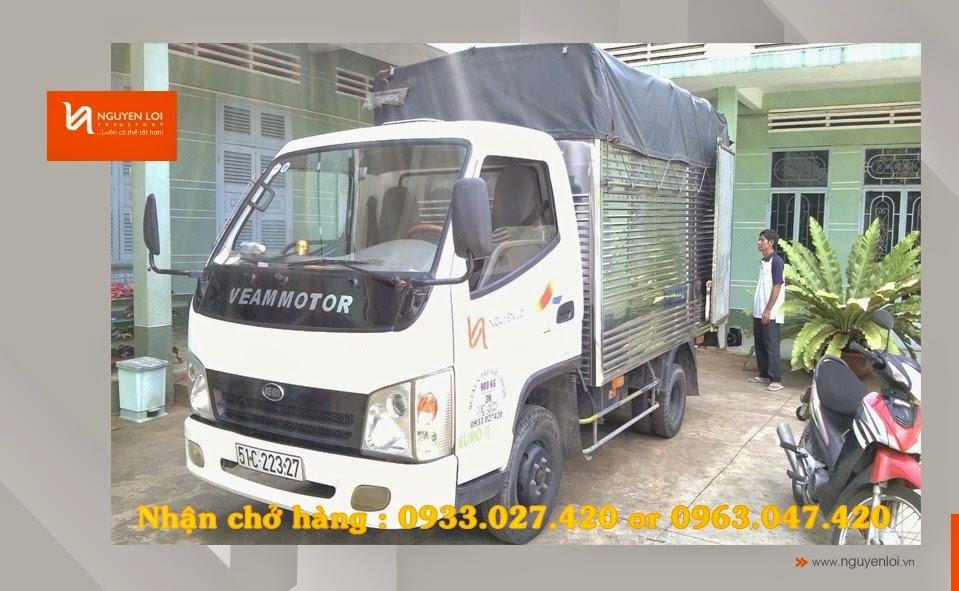 Thuê xe tải chở hàng quận 5