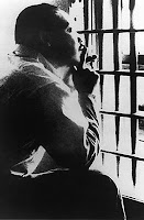 Martin Luther King jailed