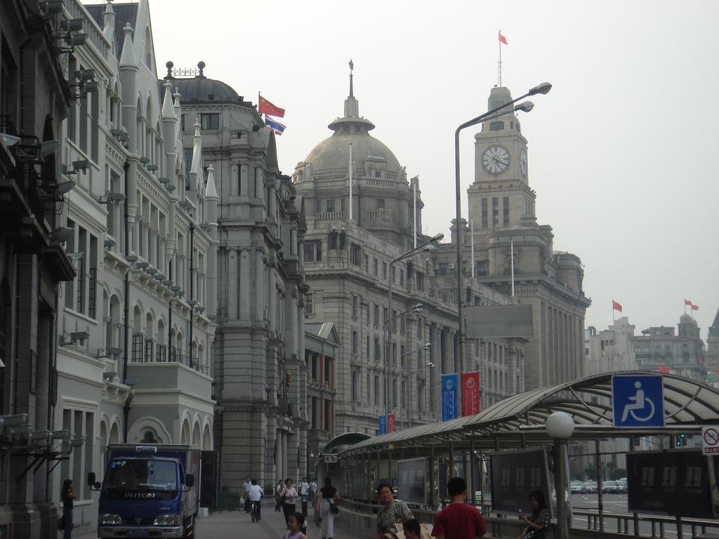 21st century architecture  shanghai  19th century to sun