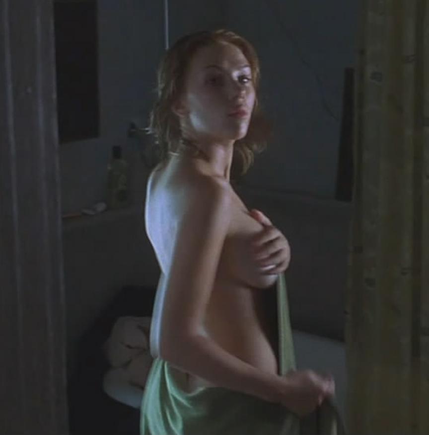 Scarlet johanson nude scenes