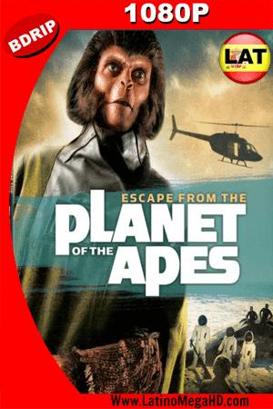 Escape Del Planeta De Los Simios (1971) Latino HD BDRIP 1080p ()