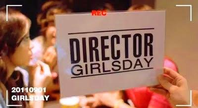 Girl's Day directors