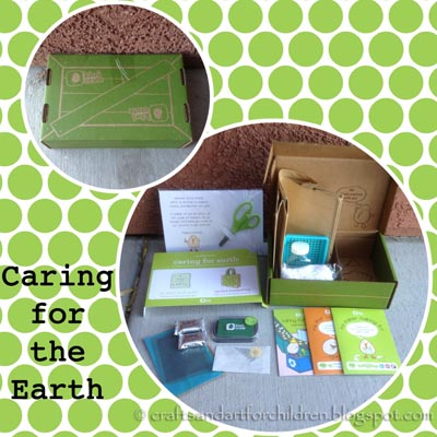 Crafts & Activities that Teach Kids about Caring for the Earth