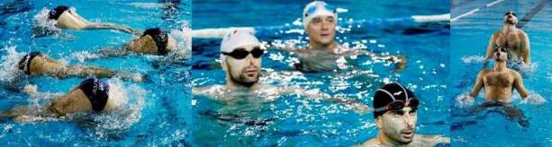 Nuoto Sincronizzato Maschile. Per tutti. Corsi Milano 2012-13