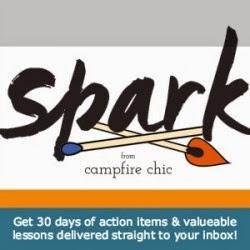 http://campfirechic.com/spark-ecourse