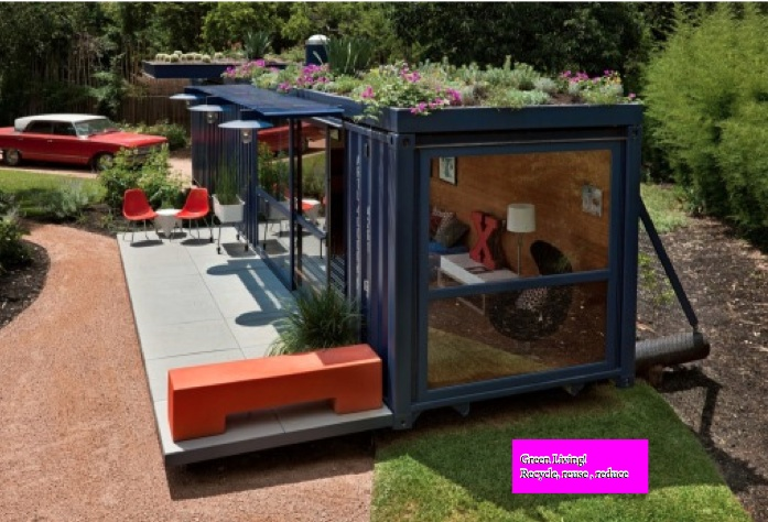 Snoop shipping containers transformed into modern homes - Cheap container homes australia ...