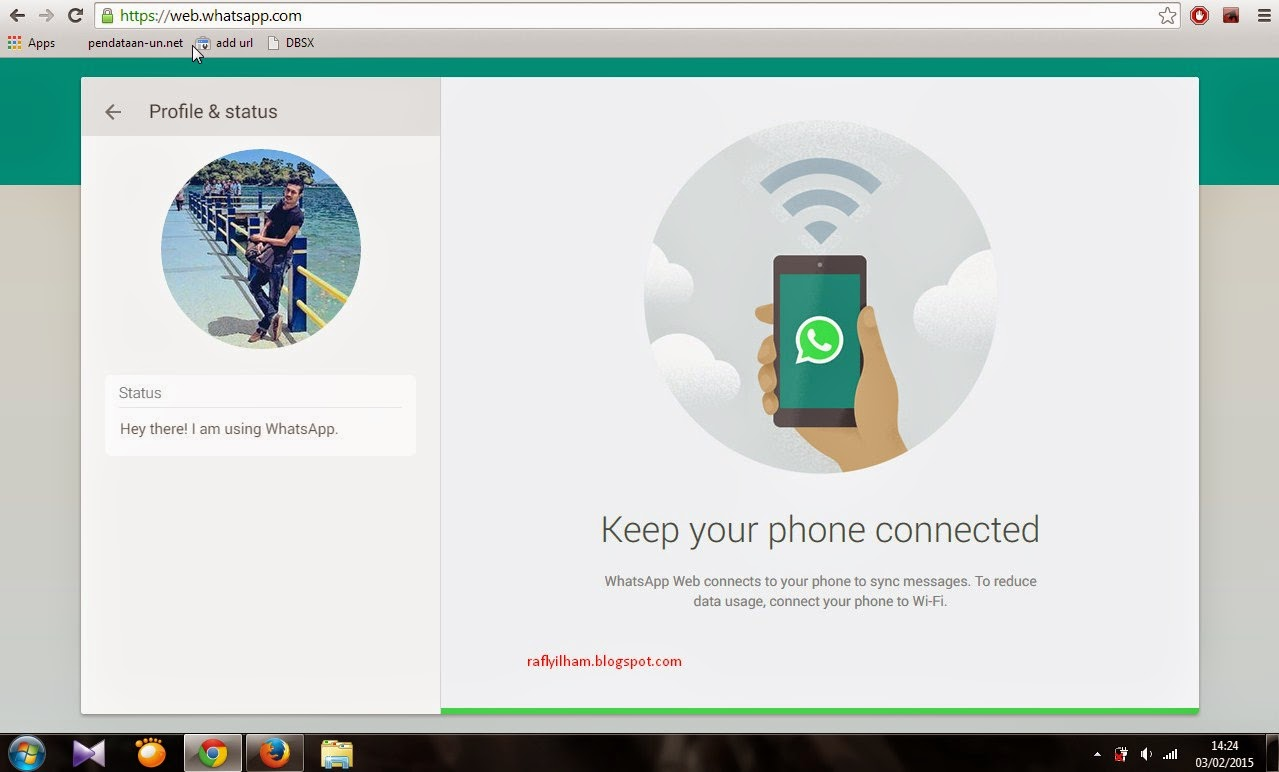 Download dan Cara Instal WhatsApp Di PC/Komputer atau Laptop