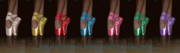 b40df2e170 Sou a Vivi e to postando umas cores super interessantes de sapatilhas de  ponta!