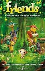 Ver pelicula Friends: Aventura en la isla de los monstruos (2011) gratis