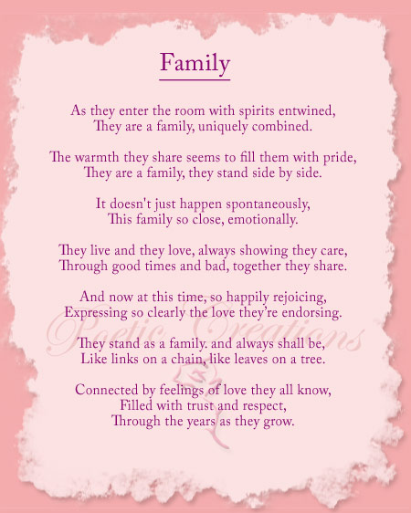 Feast Upon The Word Families