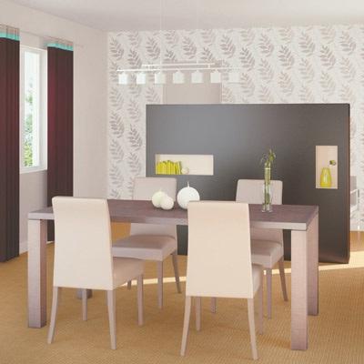 Decoraci n de interiores separador de ambiente de oficina for Decoracion ambientes
