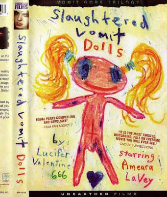 Бойня блюющих куколок / Slaughtered Vomit Dolls.