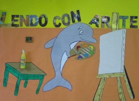 PROXECTO 2013-2014 :LENDO CON ARTE