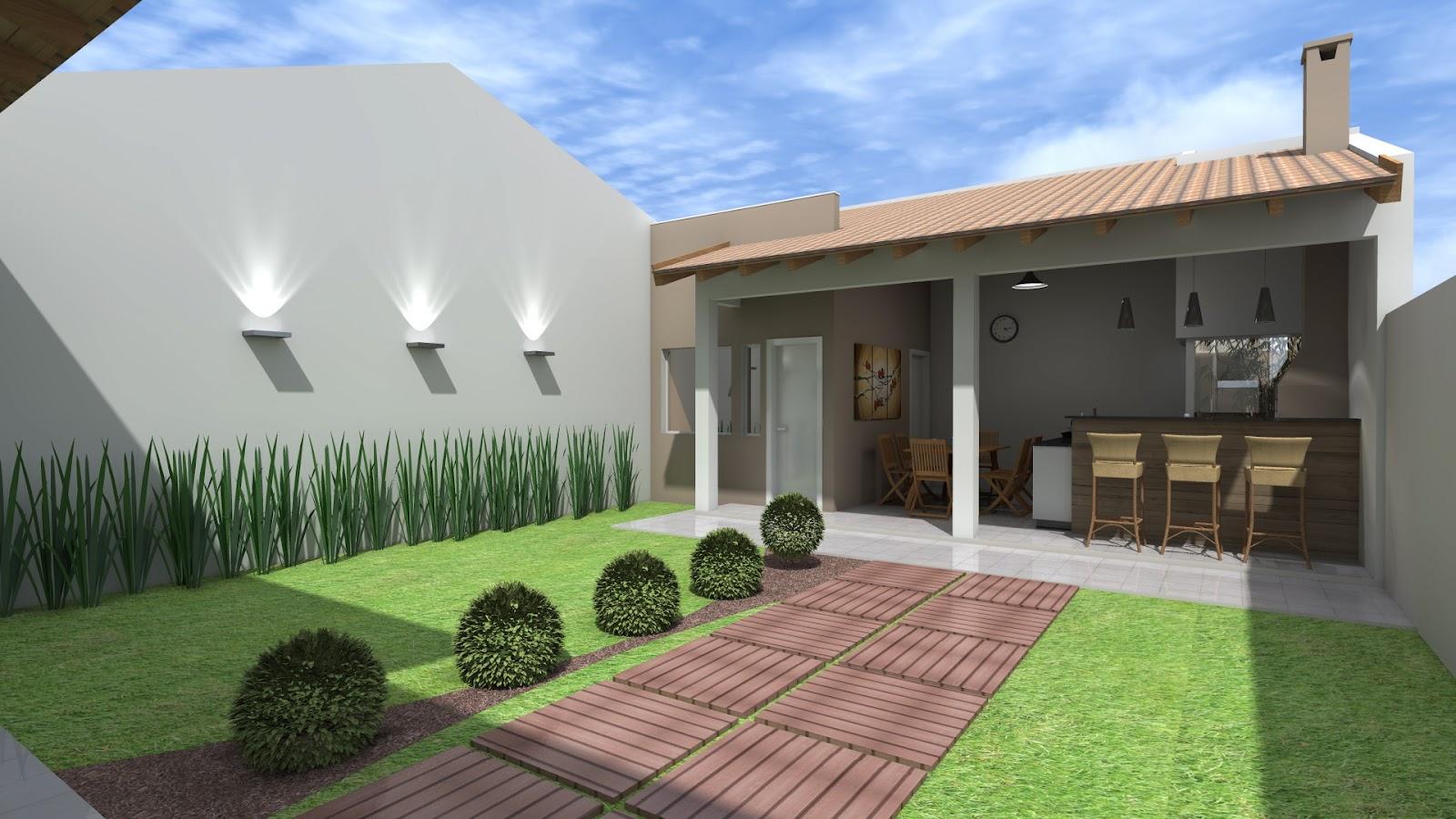 Pierro Moreno: Projeto Área de Lazer #1355B8 1600 900