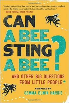 Can a Bee Sting A Bee? cover