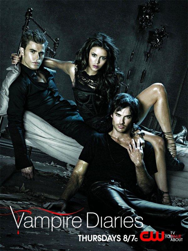 vampire diaries show