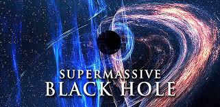 Supermassive Black Hole v1.0 Live Wallpaper APK Android