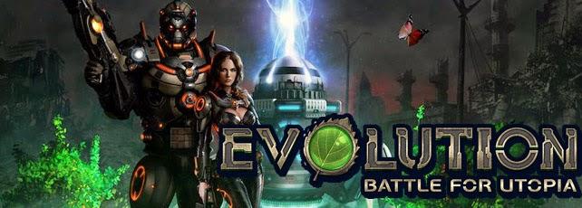 تحميل لعبة Evolution Battle for Utopia الأيفون و الأندرويد