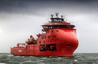 New ownership of ESVAGT