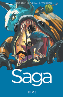 https://www.goodreads.com/book/show/25451555-saga-volume-5