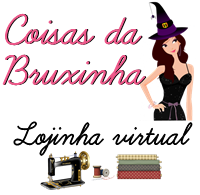 """Lojinha virtual """"Coisas da bruxinha"""