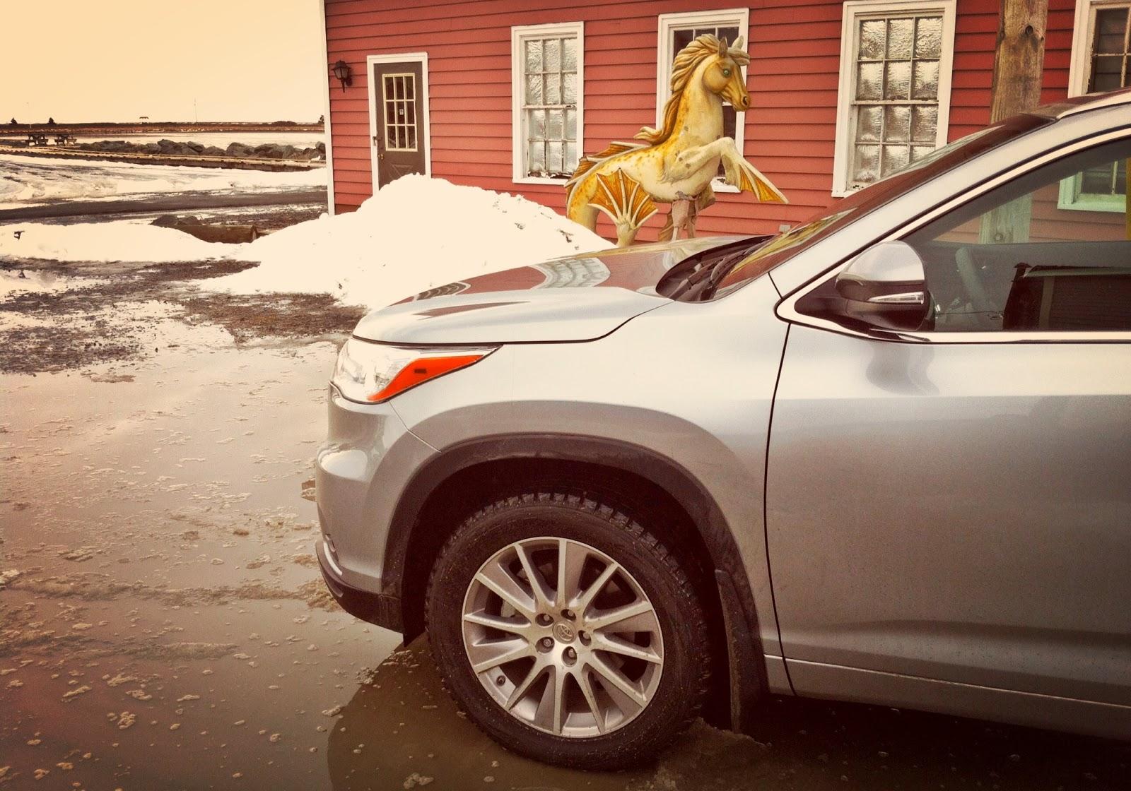2014 Toyota highlander XLE unicorn
