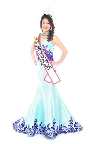 Miss Singapore Global Beauty Queen 2014