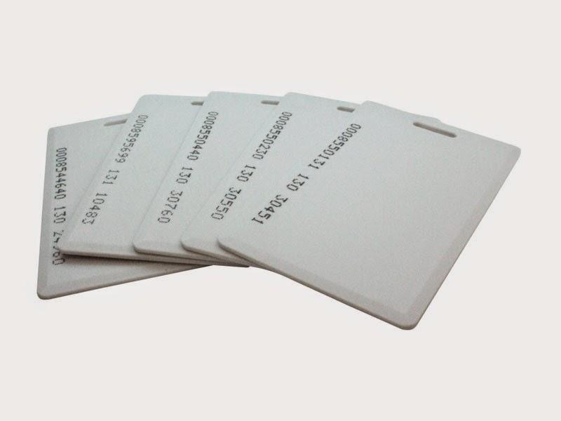 Thẻ chấm công chuyên dùng cho máy chấm công wise eye