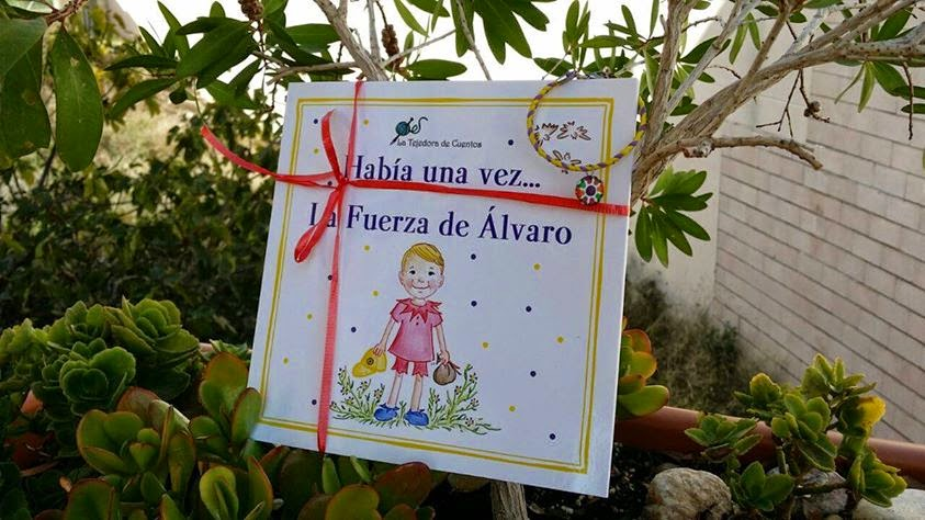 la fuerza de Álvaro - Princess and Owl stories