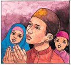 Mana Doa Anak-ku yang Soleh & Solehah???
