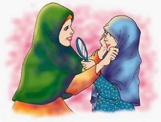 Cerita menutup aurat patut direnungkan oleh muslimah
