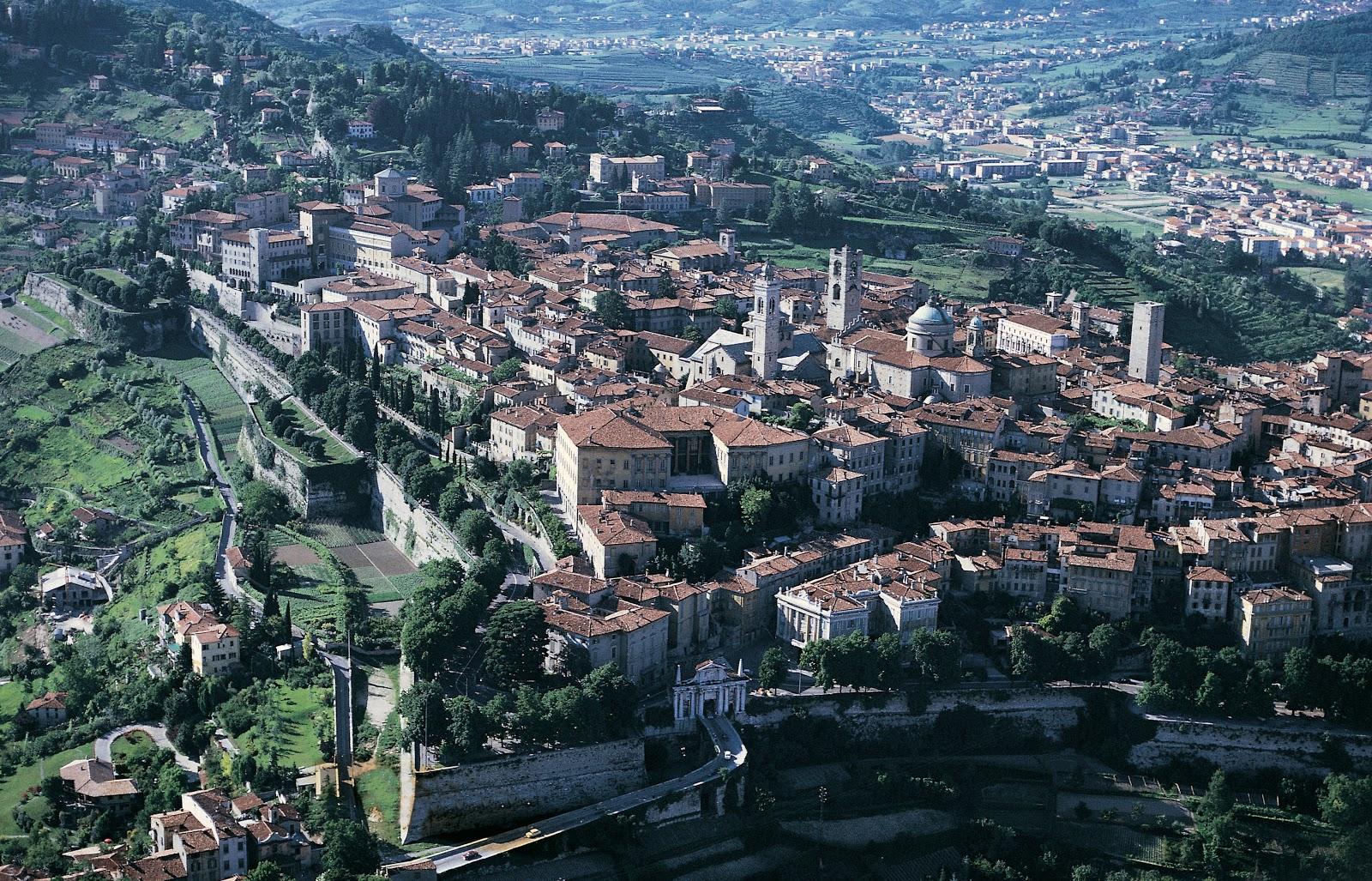 Bergamo un gioiello d 39 arte e di storia a briglie sciolte for Www home piani foto