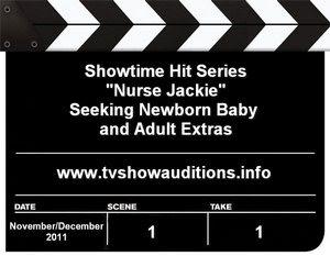 Showtime Nurse Jackie Casting Call