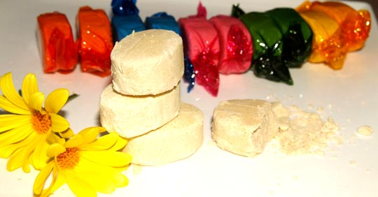 Polvoron Filipino Delicacy
