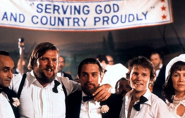 meaning in movies the deer hunter