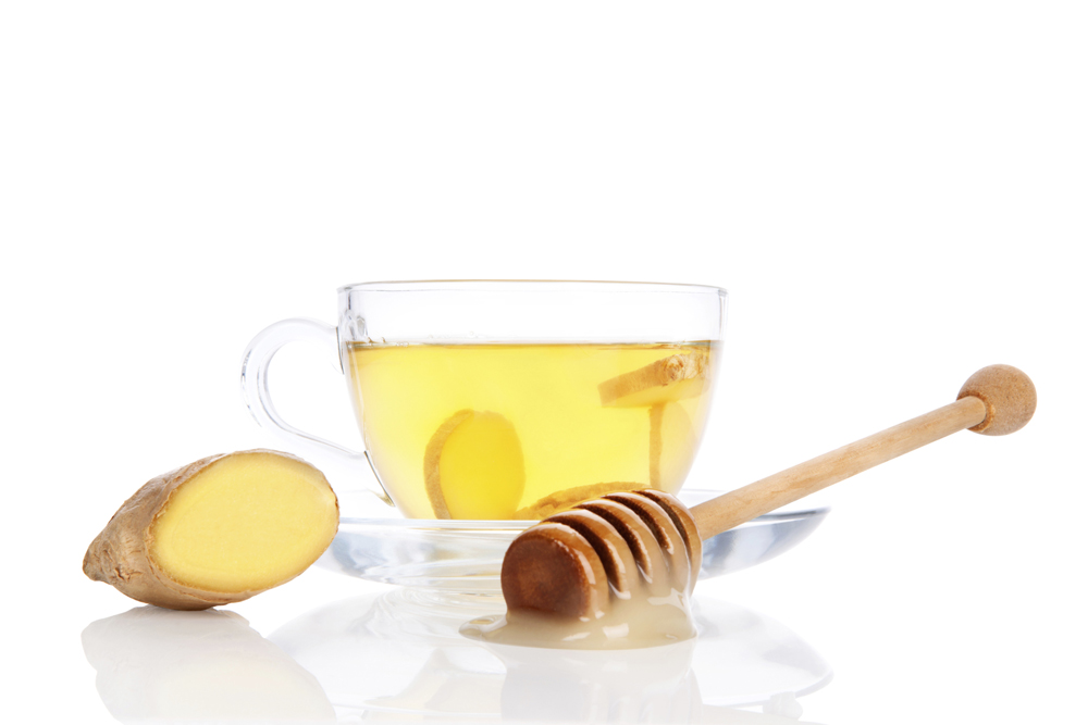 Nutrition tips / how to make ginger tea, simple recipe, nutritional benefits of ginger tea, side-effects of ginger tea / via www.fashionedbylove.co.uk british fashion & style blog
