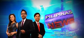 PILIPINAS NEWS (TV5) - JULY 24, 2012 PART 1/2