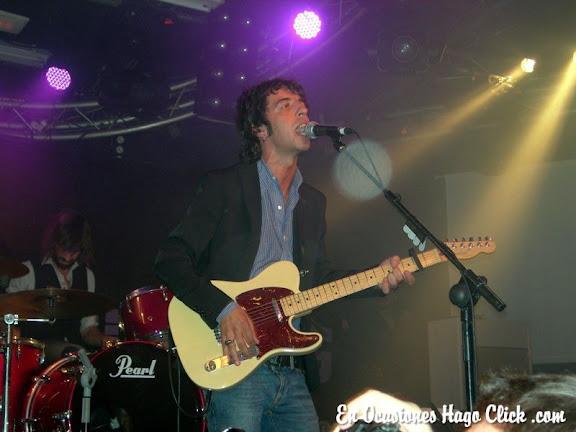 Sidonie en concierto en sala penelope de madrid - Desconcietos