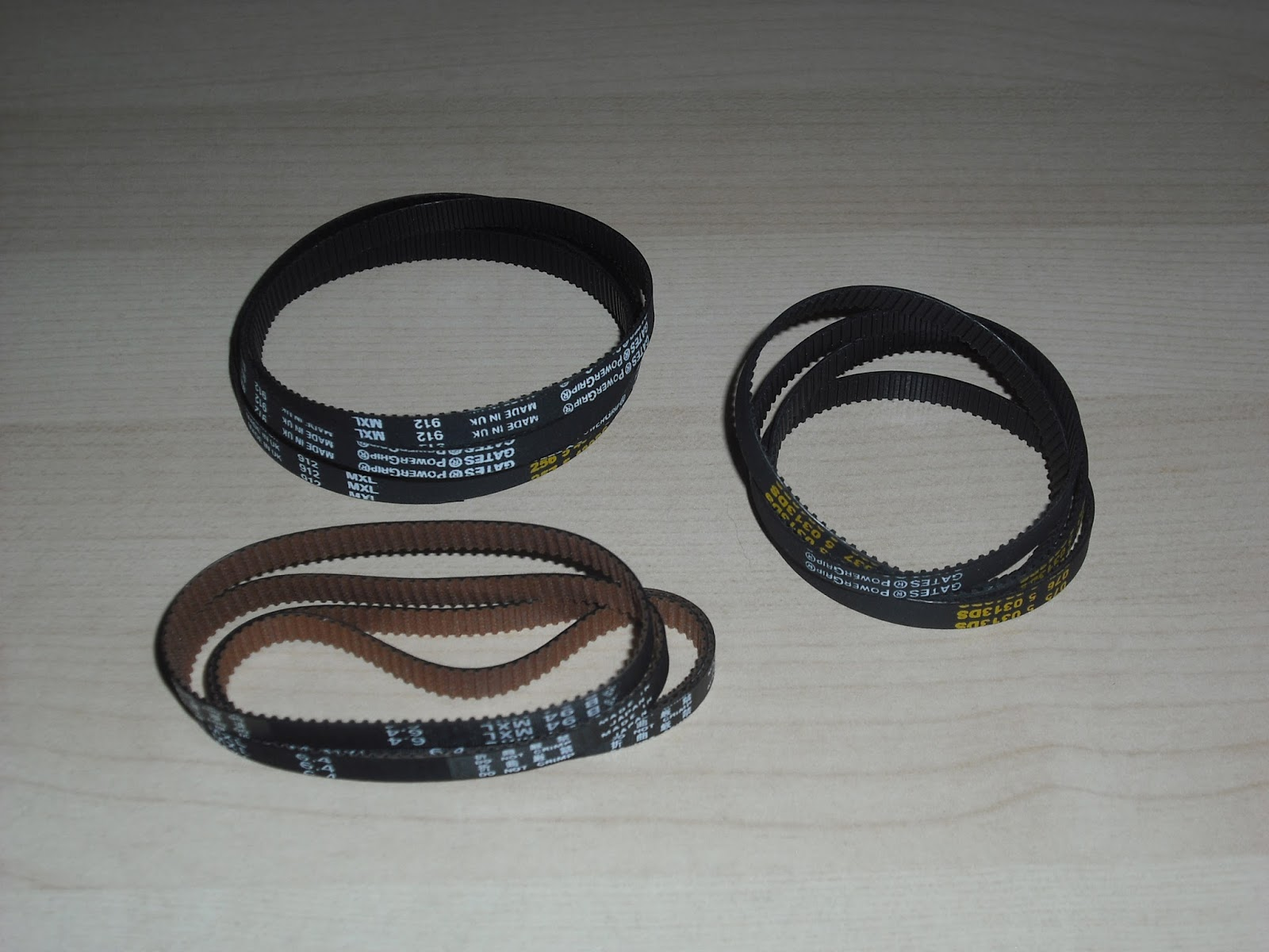 Timing Pulleys And Belts : Armdroid pulleys timing belts