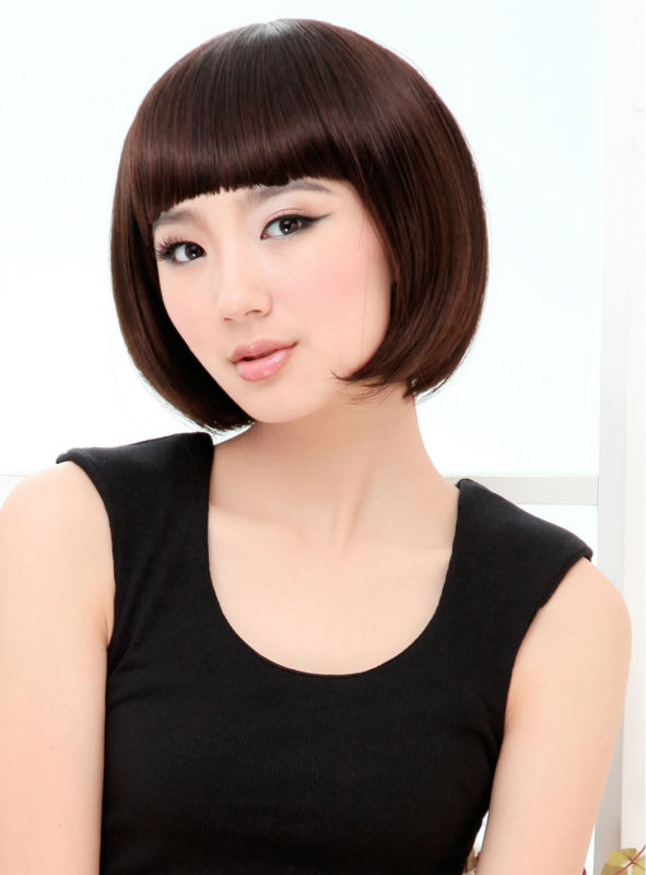 peinados de moda para mujeres japonesas