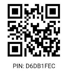 PIN BB D6DB1FEC