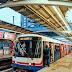 Kereta Otomatis Tanpa Awak Mengitari Bandara Soekarno-Hatta