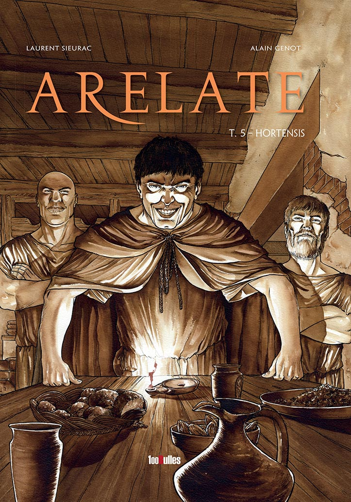 Nouveauté : Arelate tome 5