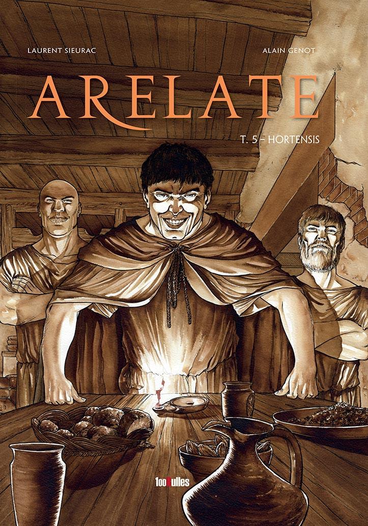 Nouveauté : Arelate tome 5