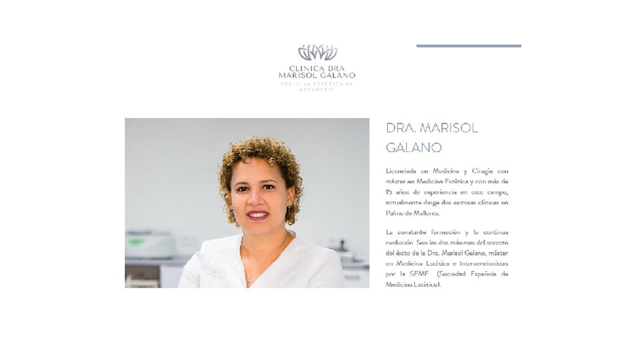 DRA. MARISOL GALANO AESTHETIC MEDICINE
