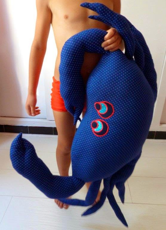 Crabe géant - Fred Petit