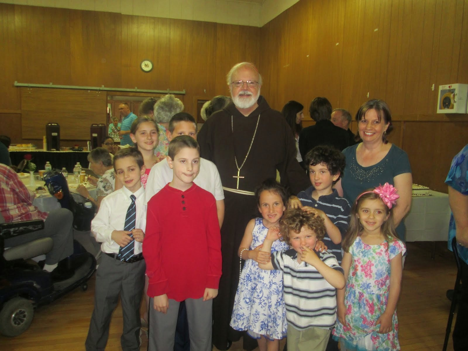 here is what clergymen parents and children are saying about the childrens rosary - Pics Children