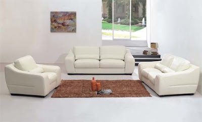 White Living Room Furniture on Your Living Room White Leather Sofa For Modern Living Room Chairs Jpg