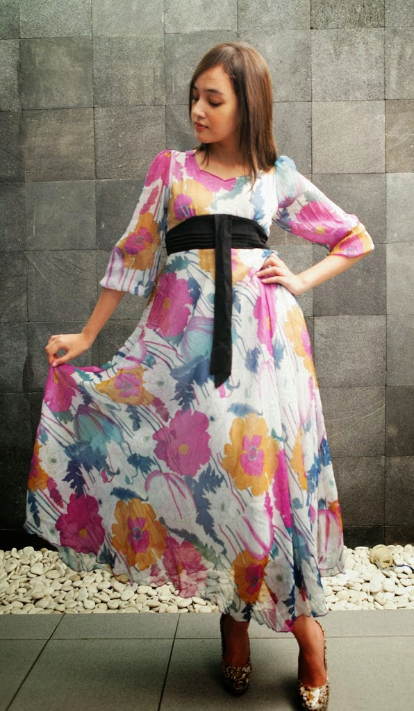 Foto Anna Karina Gilbert Pemain Aisyah Putri The Series 'Jilbab In Love'